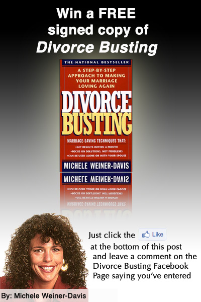 Free Signed Copy of Divorce Busting