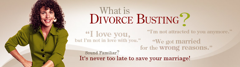 What is Divorce Busting?