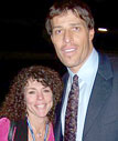 Michele Weiner-Davis and Tony Robbins
