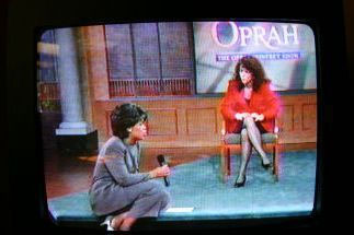 Michele Weiner-Davis and Oprah